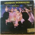 ARSENIO RODRIGUEZ Y SU CONJUNTO - S/T - El reloj de pastora - LP