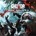 KREATOR - Violent Revolution In Istanbul (lp) Ltd Edit Pict-Disc -E.U - 33T
