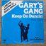 GARY'S GANG - Keep On Dancin' - 12 inch 45 rpm