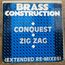 BRASS CONSTRUCTION - Conquest ( extended remix) - 12 inch 45 rpm