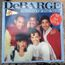 DEBARGE - rhythm of the night - queen of my heart - Maxi 45T