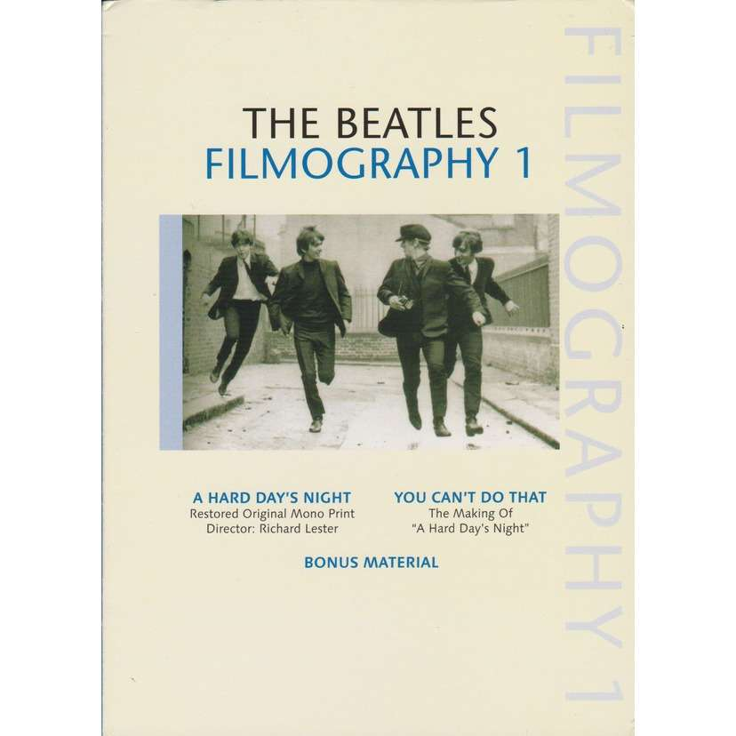 BEATLES, THE Filmography 1
