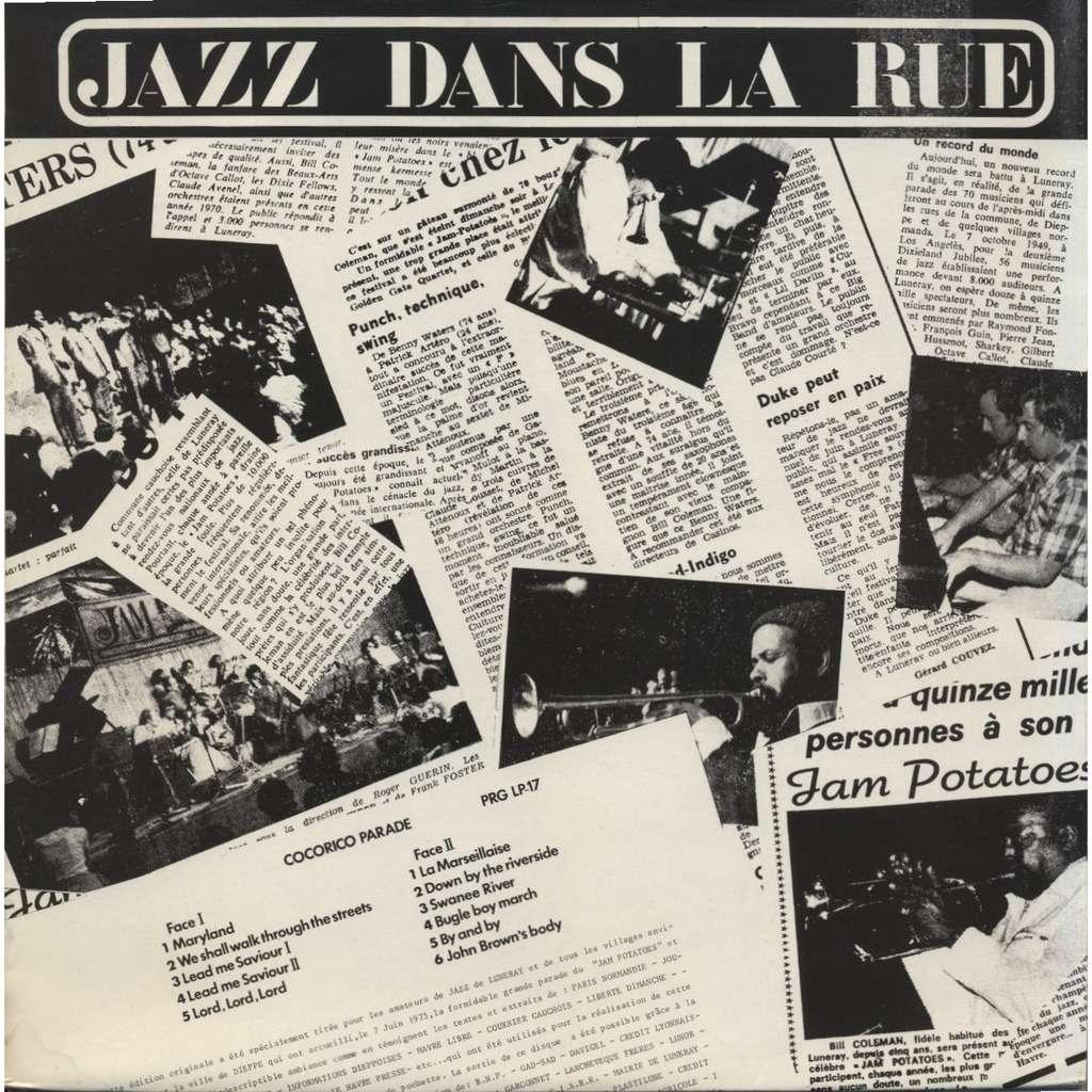 JAZZ DANS LA RUE Cocorico Parade - Jazz dans la rue
