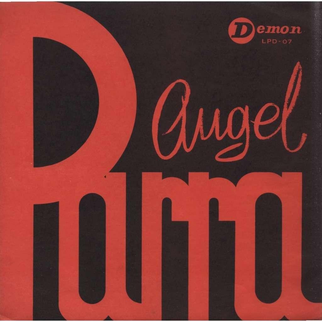ANGEL PARRA y su guitarra (1er LP) style nueva cancion CHILI