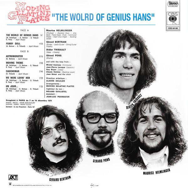 Moving Gelatine Plates The World of Genius Hans