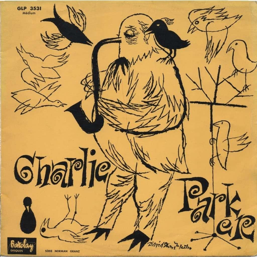 CHARLIE PARKER The Magnificent Charlie Parker ( Barclay cover - MONO - France ) texte de Frank Tenot.