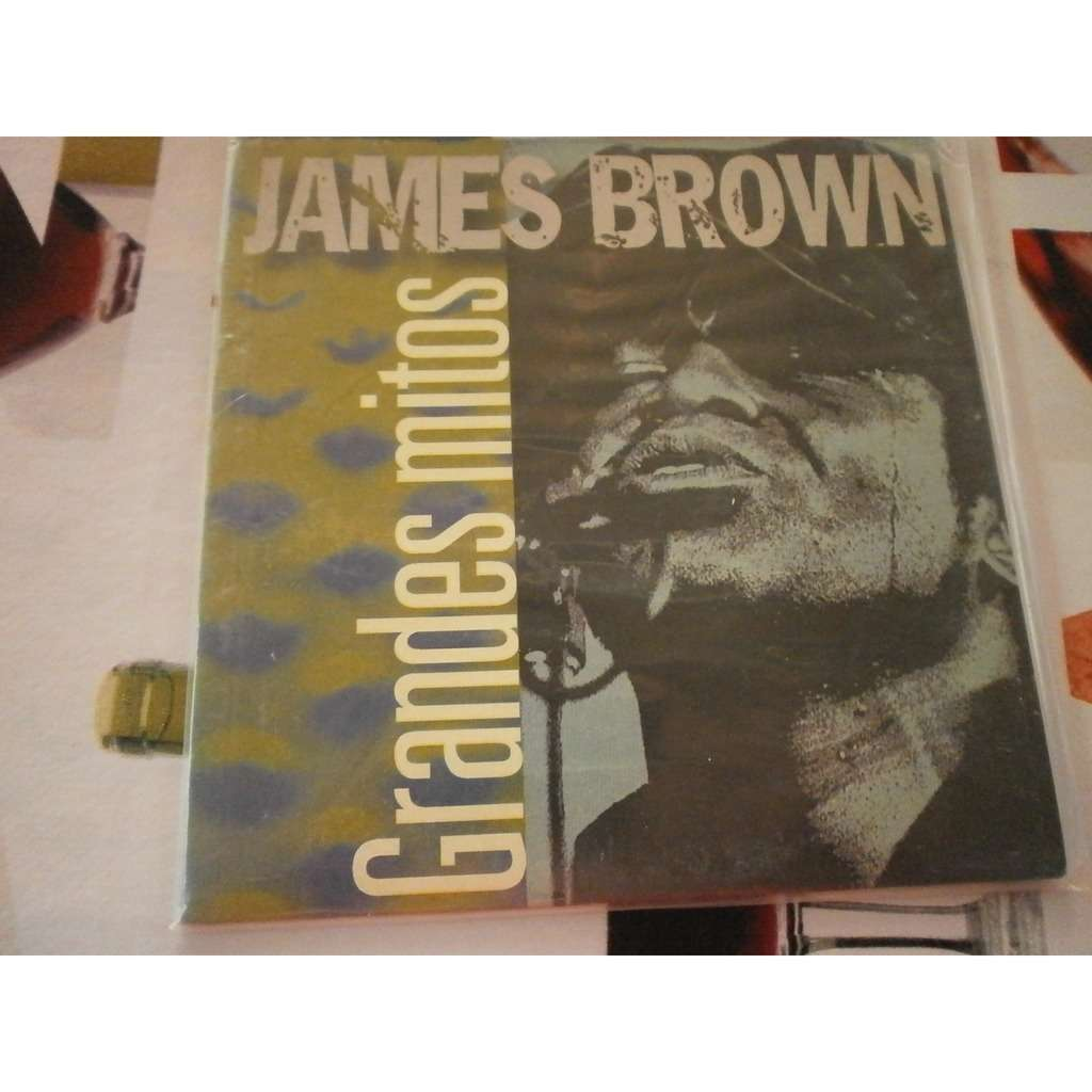 Brown, James Grandes Mitos