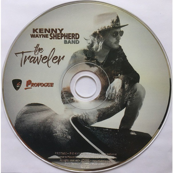 Kenny Wayne Shepherd Band The Traveler