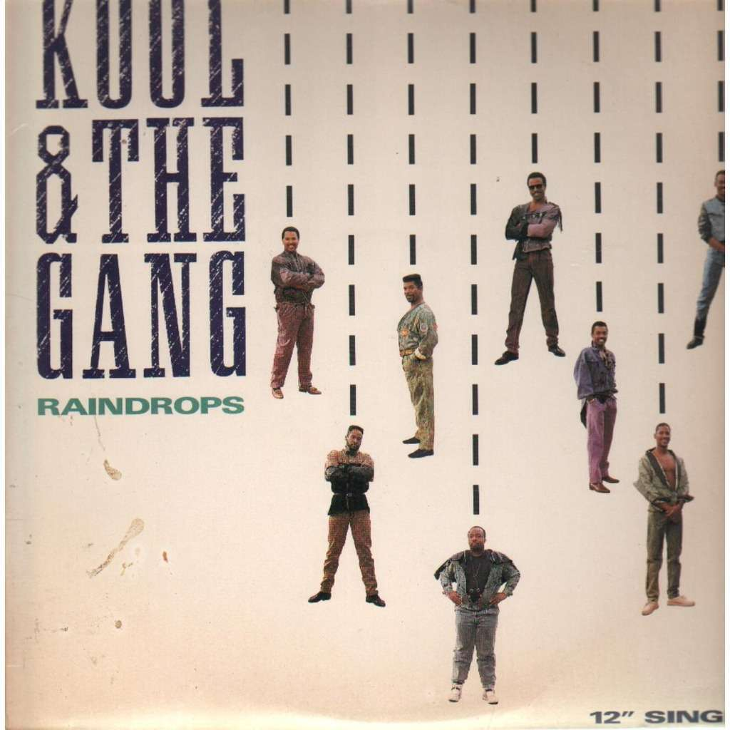Kool & The Gang Raindrops