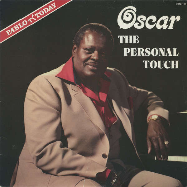 Peterson Oscar (Oscar Peterson) the personal touch