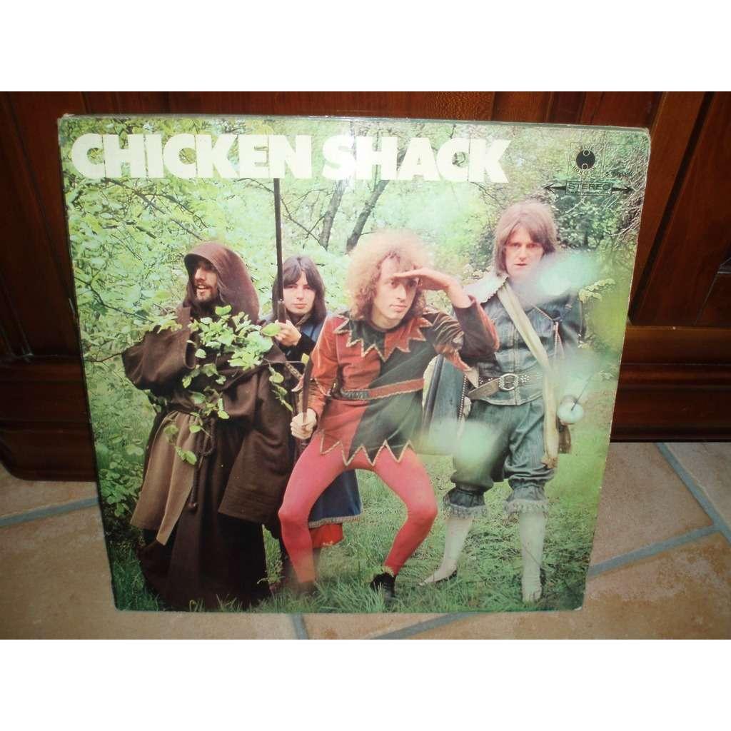 chicken shack 100 TON CHICKEN (L'ORIGINAL 1969 )