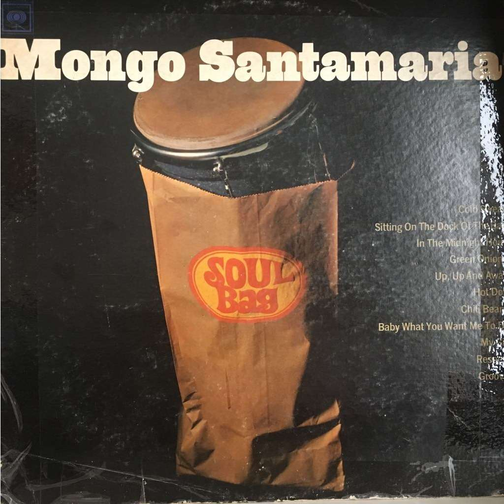 Mongo Santamaria Soul bag