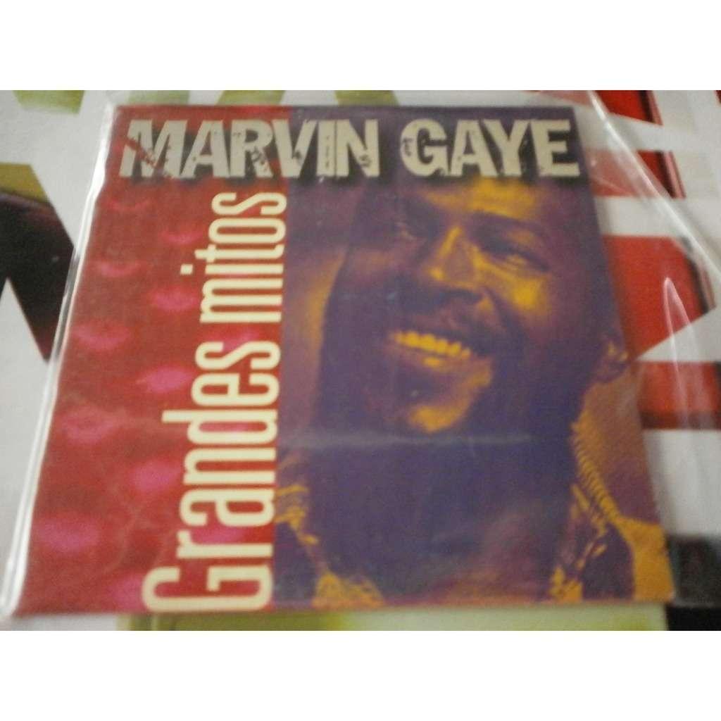 Gaye, Marvin Grandes Mitos