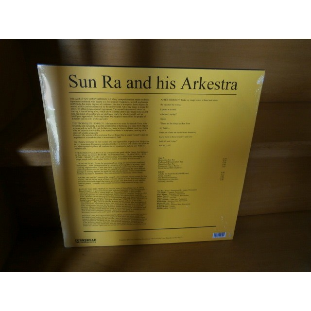 sun ra Jazz by sun ra - vol. 1
