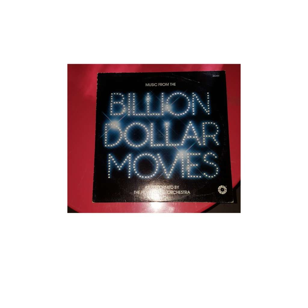FILM FESTIVAL ORCHESTRA music from the billion dollar movies