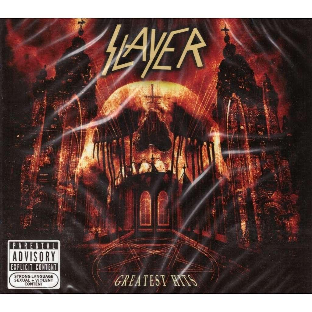 Slayer Greatest hits 2CD New Sealed