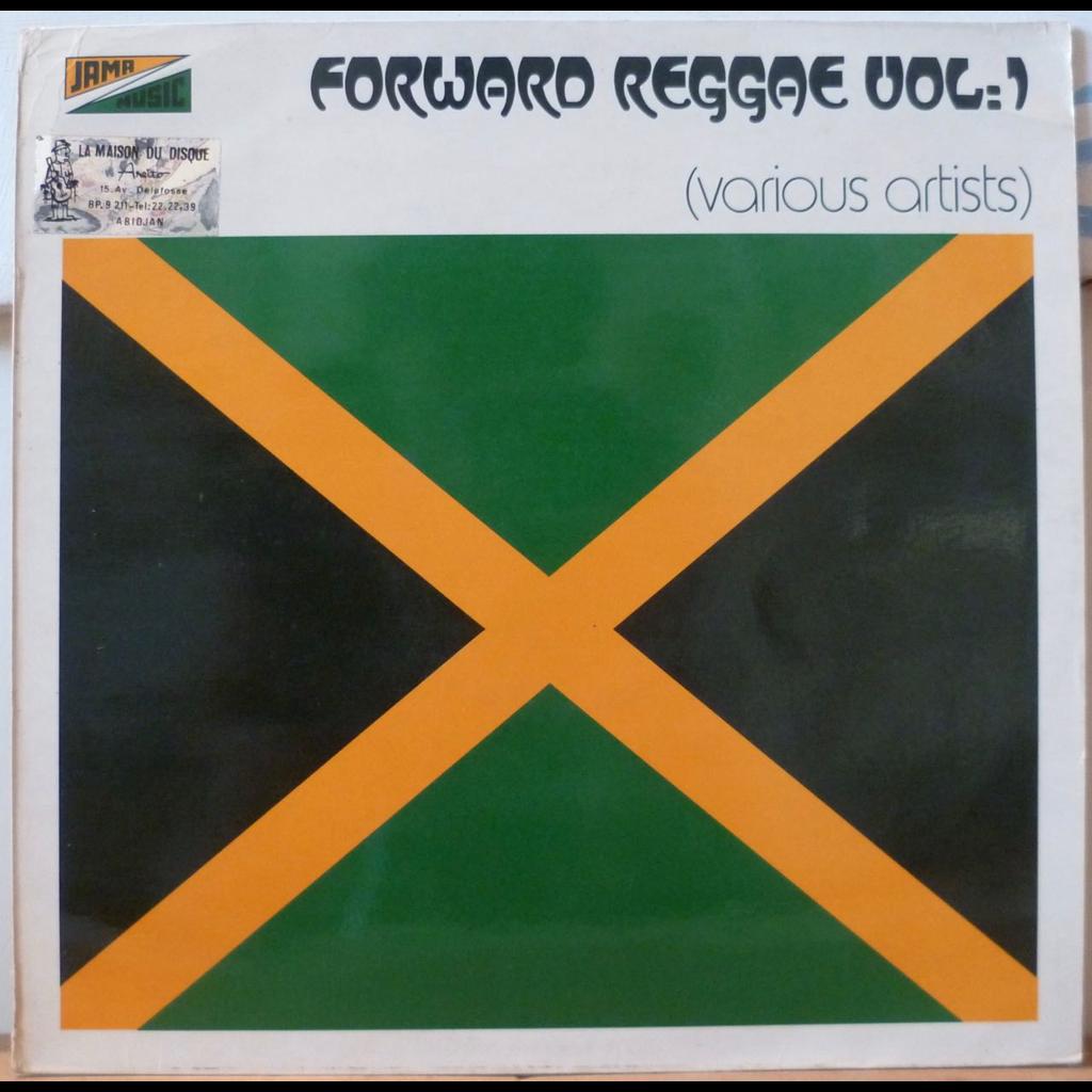 V--A feat.DELROY WILSON, JIMMY LONDON Forward reggae vol. 1