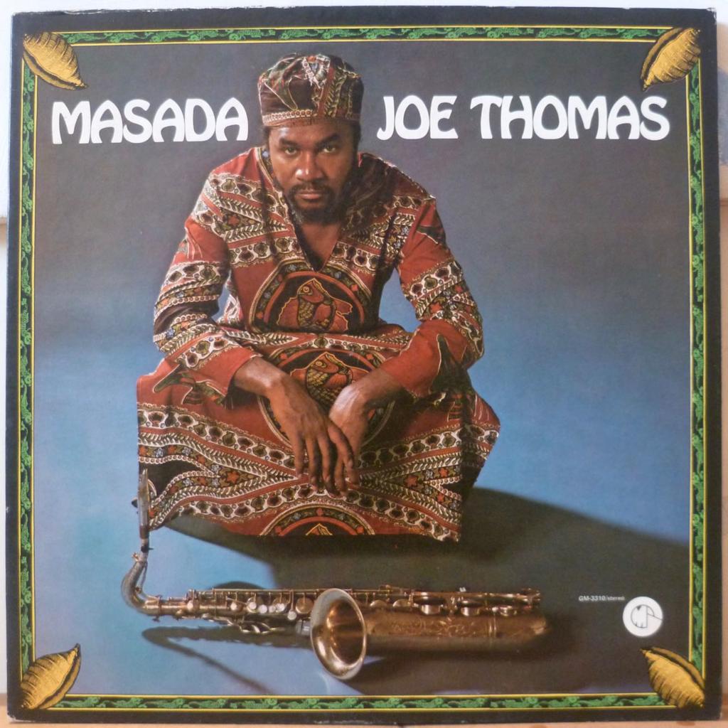 JOE THOMAS Masada