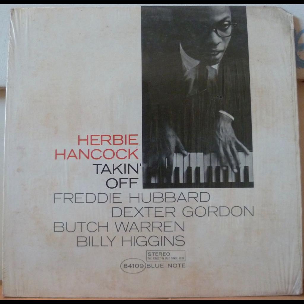 HERBIE HANCOCK Takin' off