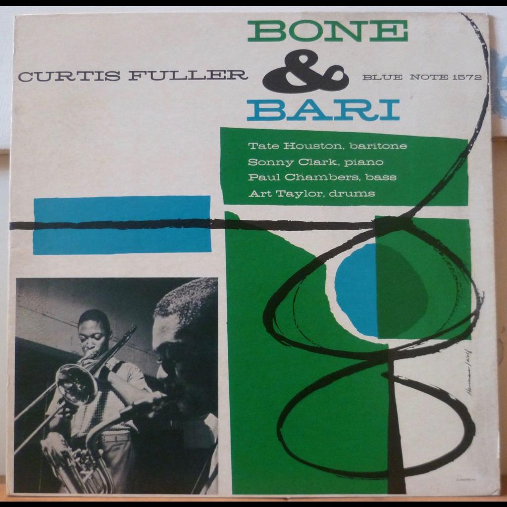 CURTIS FULLER Bone & bari