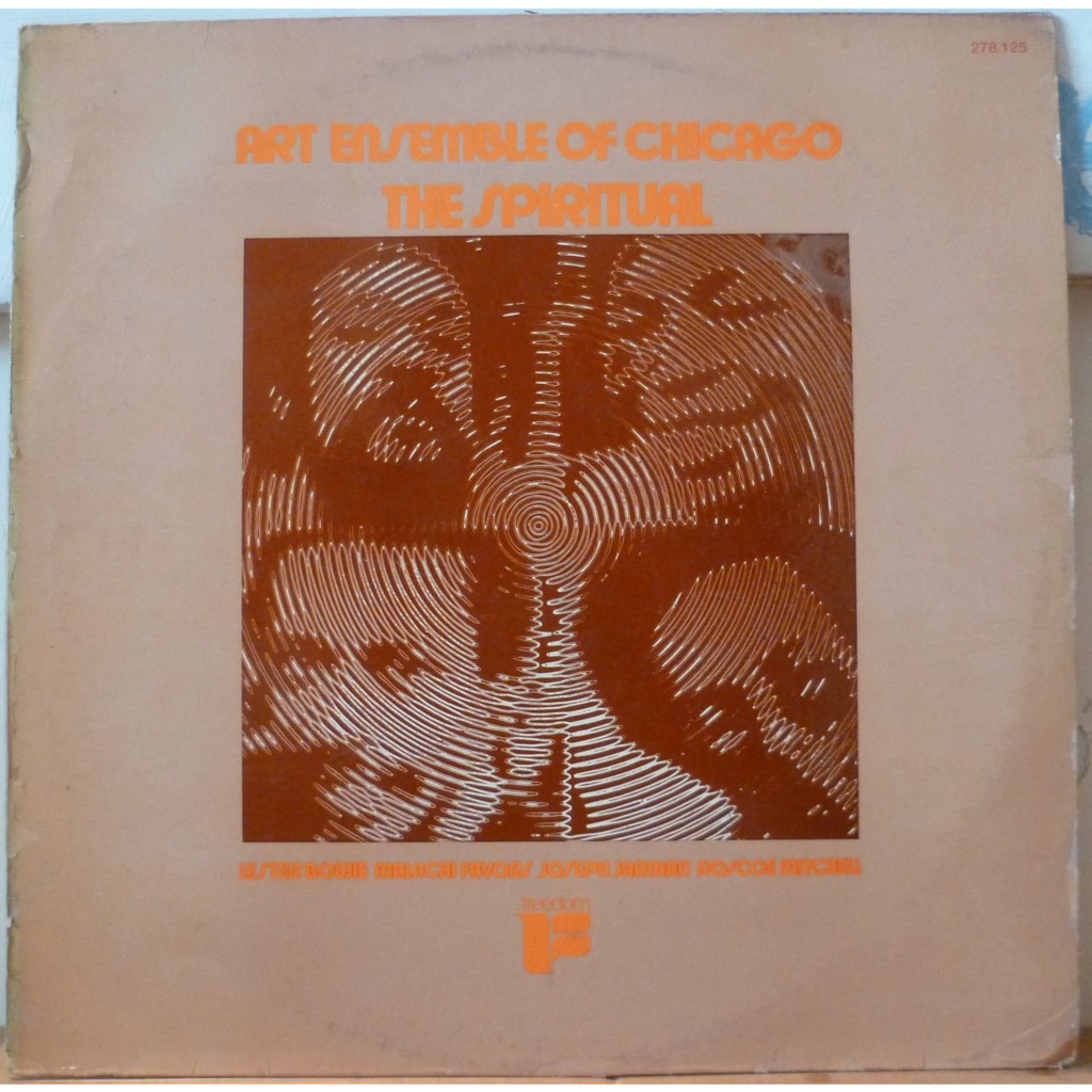 ART ENSEMBLE OF CHICAGO The spiritual