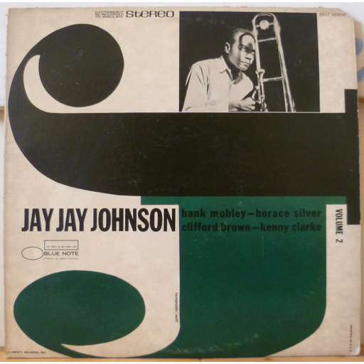 JAY JAY JOHNSON The eminent Jay Jay Johnson Volume 2