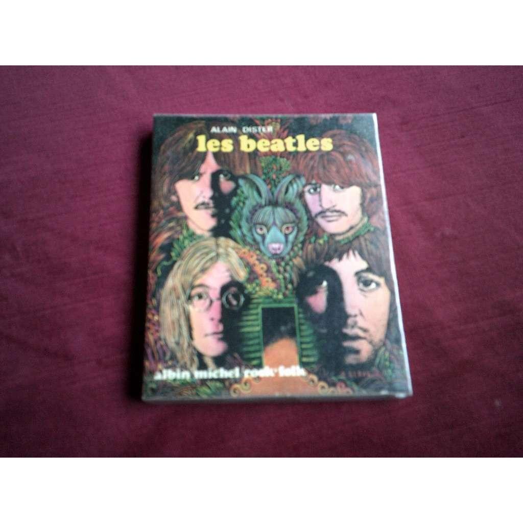 the beatles ALBIN MICHEL / ROCK FOLK °° ALAIN DISTER