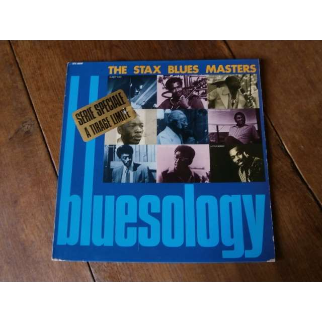 v/a The Stax blues masters - Bluesology