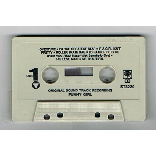 STREISAND BARBRA funny girl ( original sound track )