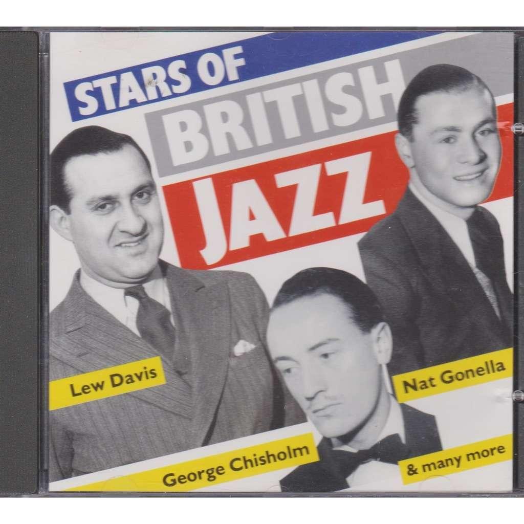 lew davis, nat gonella, george chisholm stars of british jazz