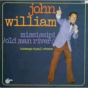 john william Mississipi / Old Man River / Hommage A Paul Robeson (dédicacé)