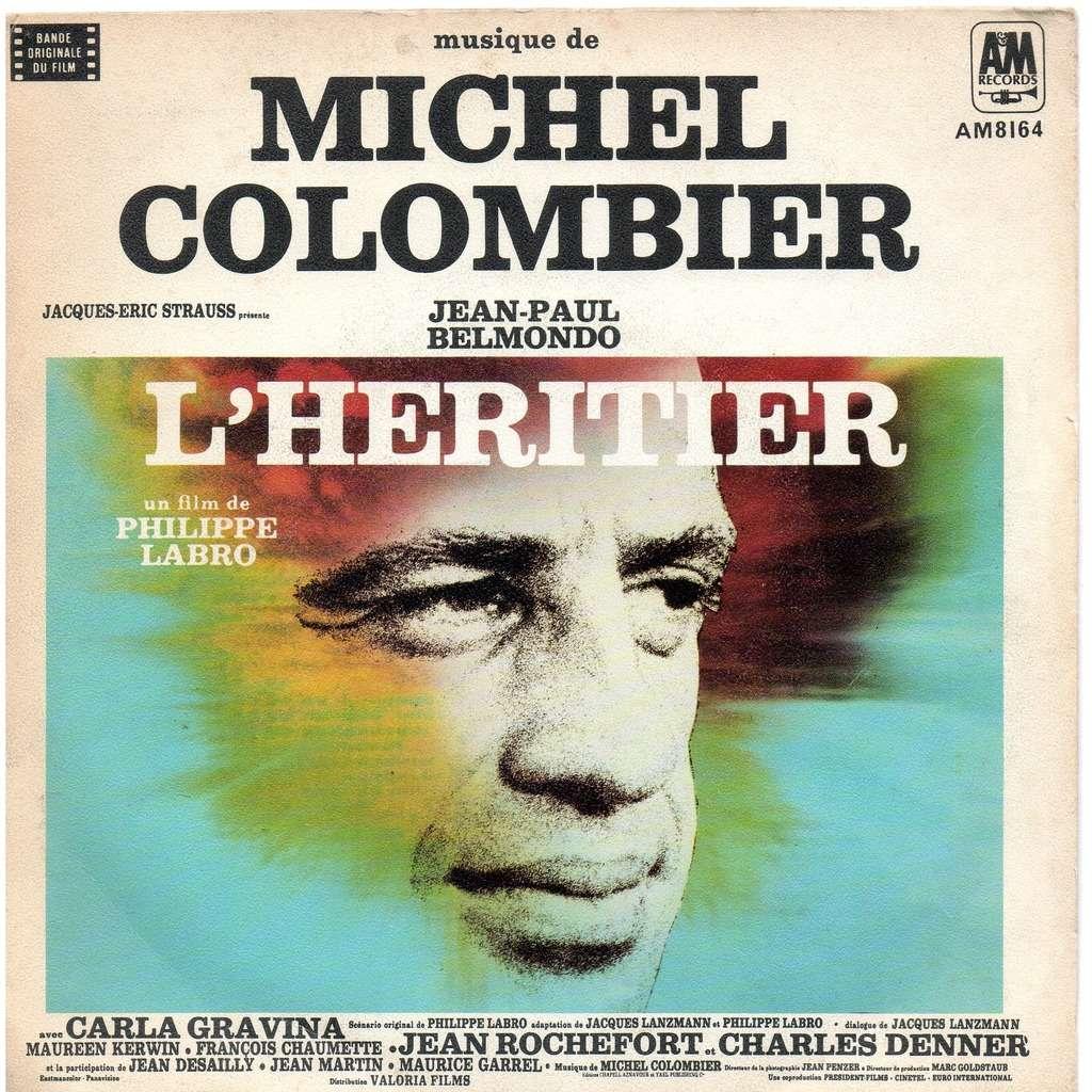 MICHEL COLOMBIER l'héritier