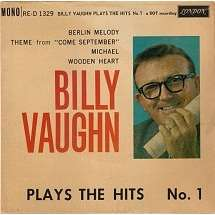 Billy Vaughn Plays The Hits No. 1