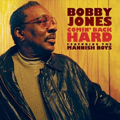 Bobby Jones Comin' Back Hard