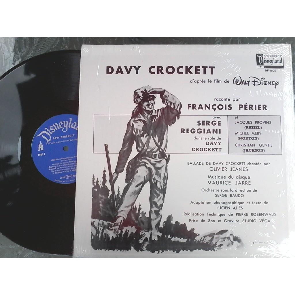 walt disney davy crockett