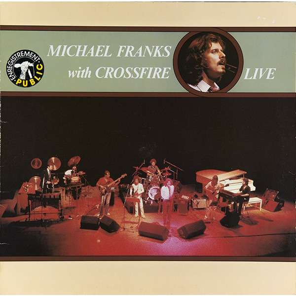 michael franks with crossfire LIVE