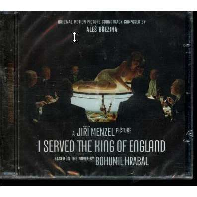 Ales Brezina I SERVED THE KING OF ENGLAND - O.S.T. (MOD)