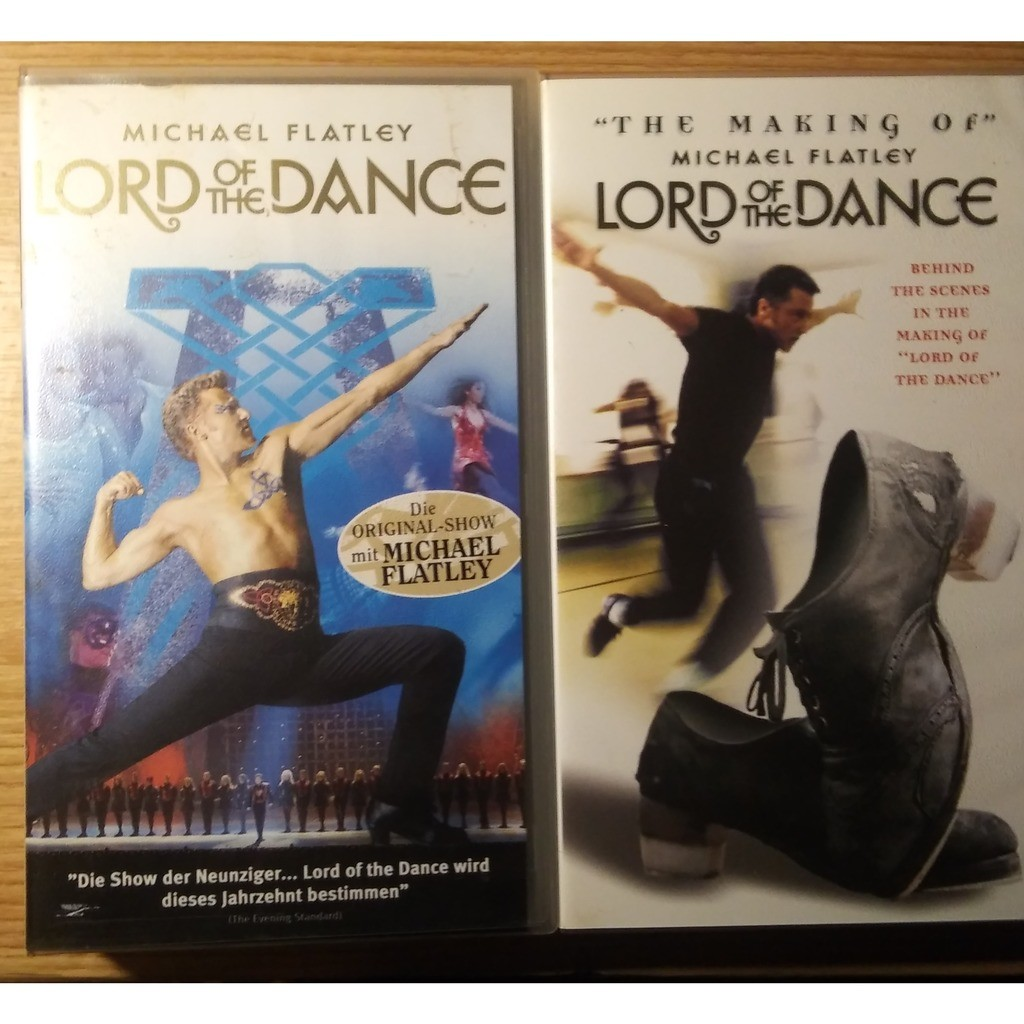 Michael Flatley Lord of the Dance & Making of Lord of the Dance