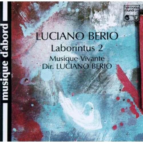 Luciano Berio - Musique Vivante Laborintus 2