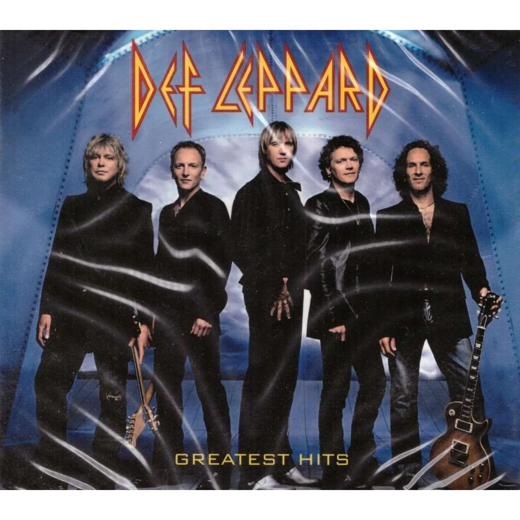 Def Leppard Greatest Hits 2CD New Sealed