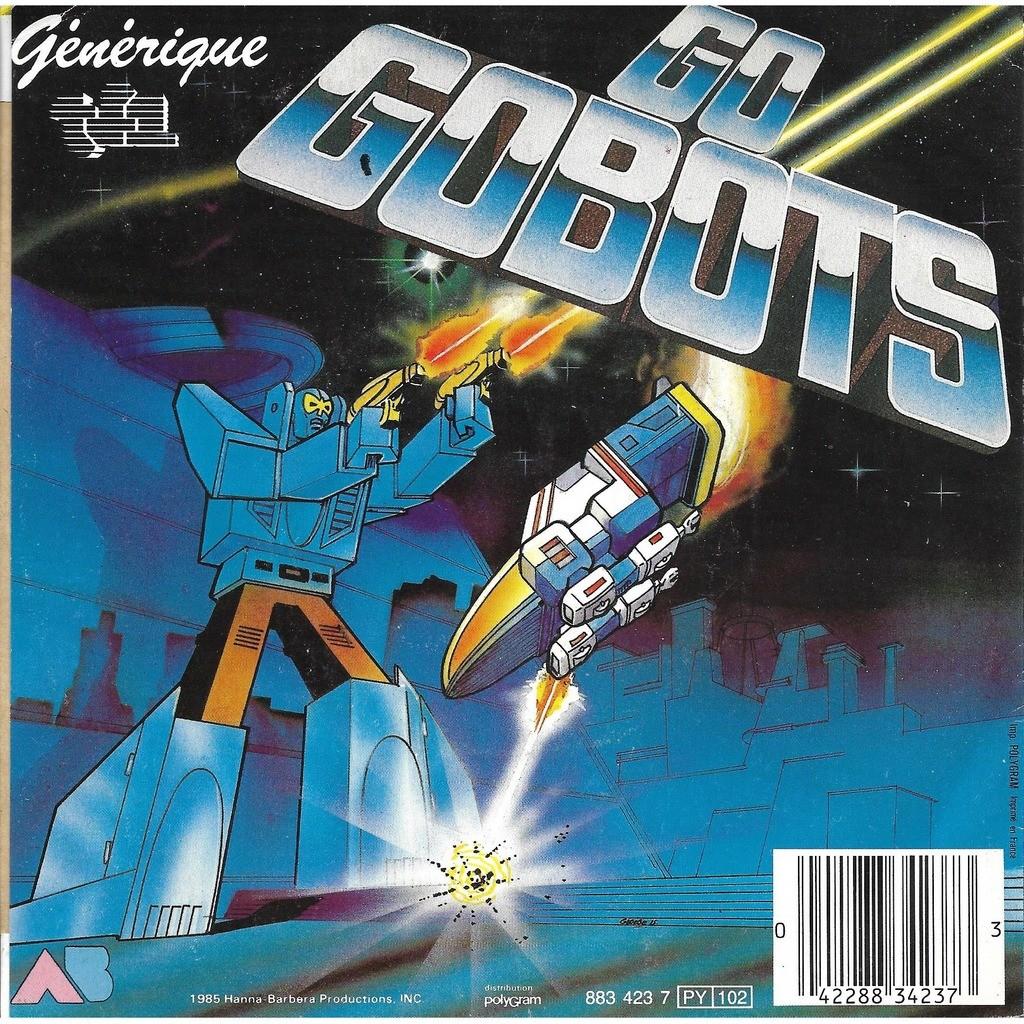 Gobots (Les) Go gobots