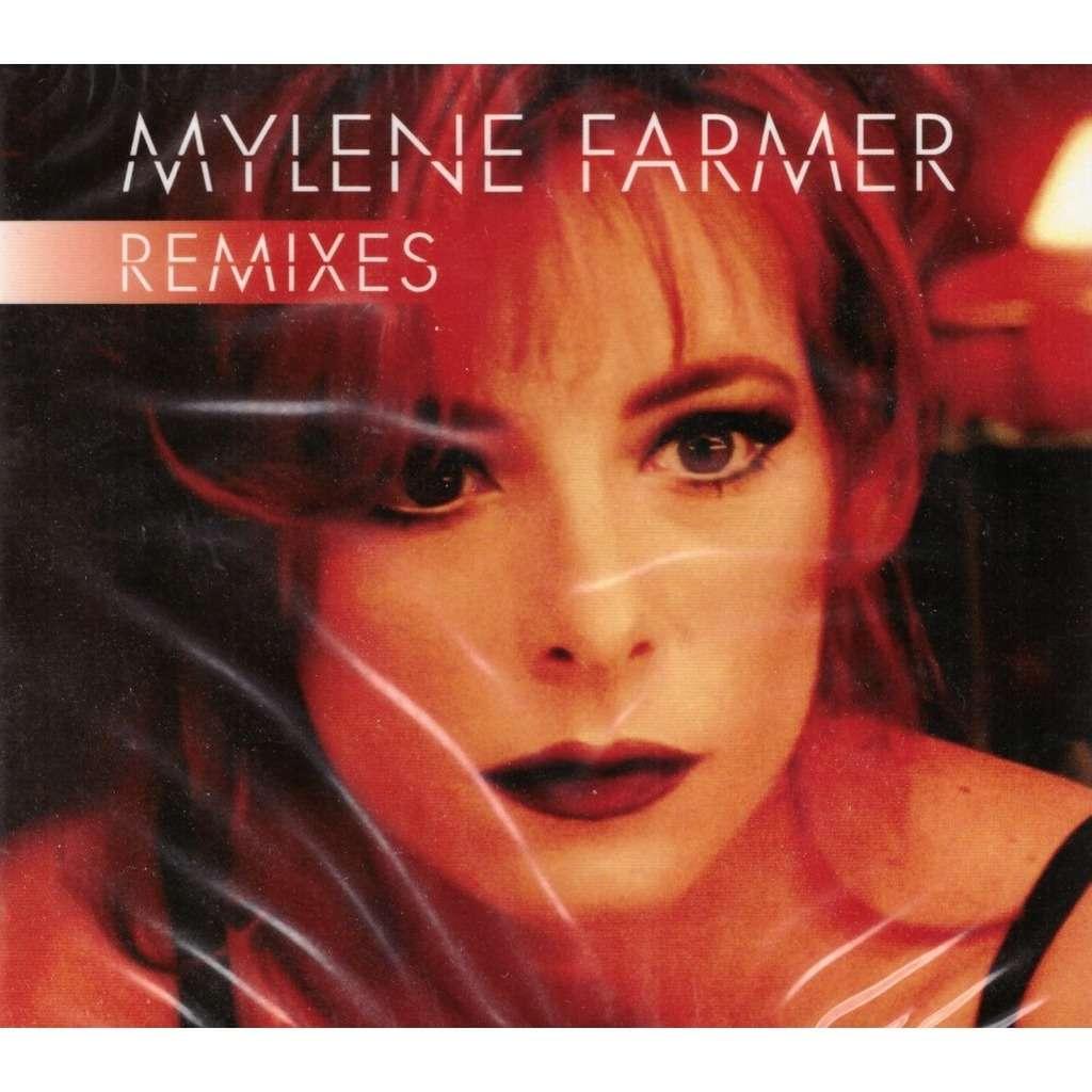 Mylene Farmer Remixes 2CD New Sealed