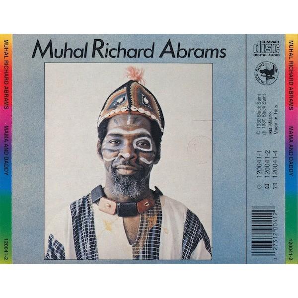 Muhal Richard Abrams Mama And Daddy