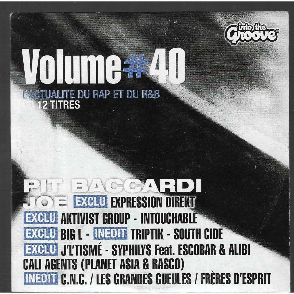 compilation . divers . various artists Into the groove vol.40