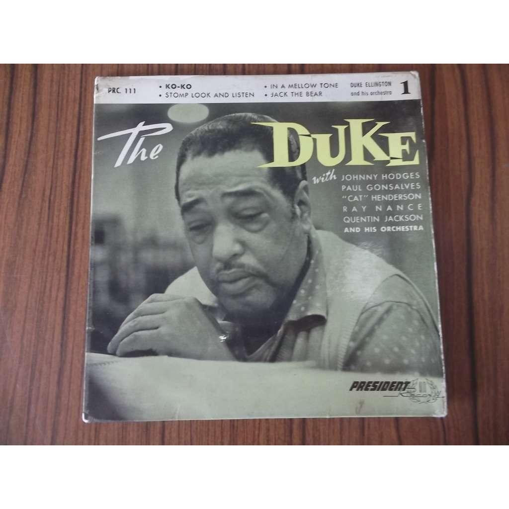 DUKE ELLINGTON ELLINGTON BY THE DUKE N° 1
