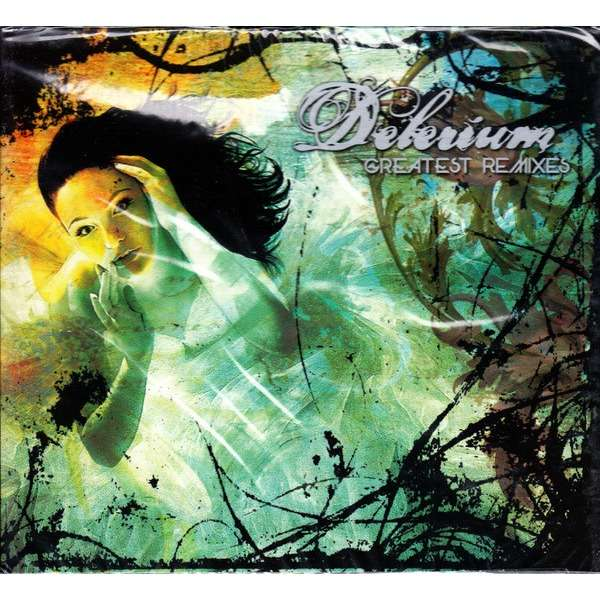 Delerium Greatest Remixes 2013 2CD Digipak Sealed