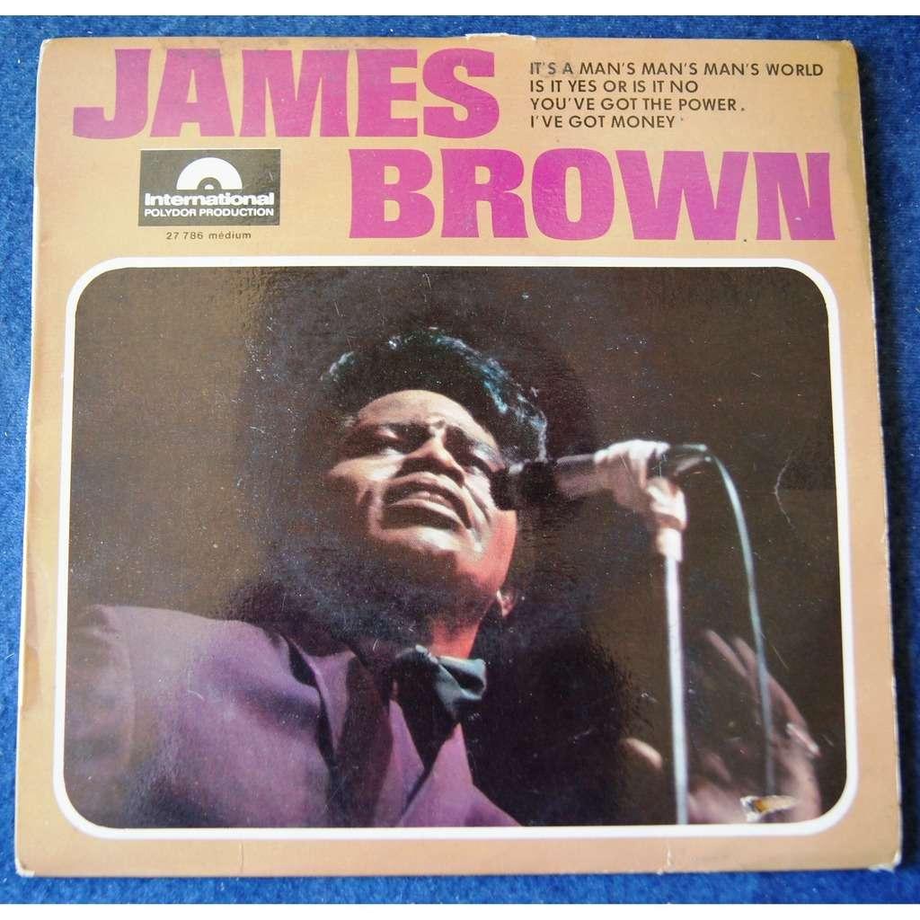 james brown it's a man's man's man's world