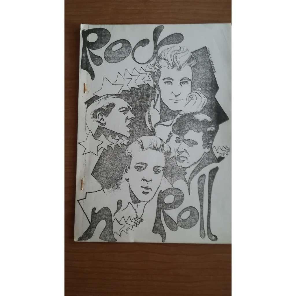Fanzine Rock'N'Roll N° 8