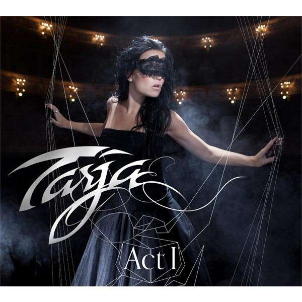 Tarja Turunen Act I (Nightwish) 2DVD Digipak