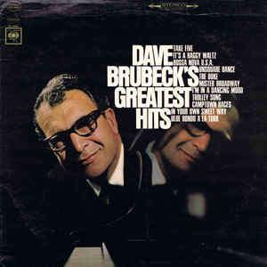 dave brubeck greatest hits
